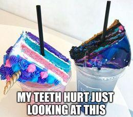 My teeth hurt memes