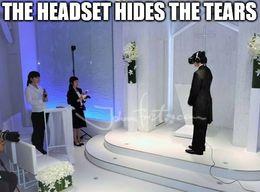 Hides the tears memes