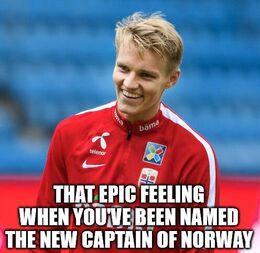 New captain memes