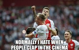 People clap memes