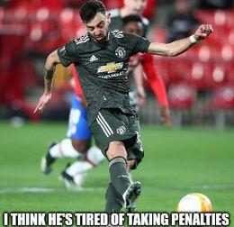 Taking penalties memes